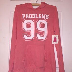 """""""99 Problems"""" Hoodie"""